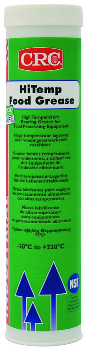 Image of   Kuglelejefedt CRC Hi-Temp Food Grease 8055