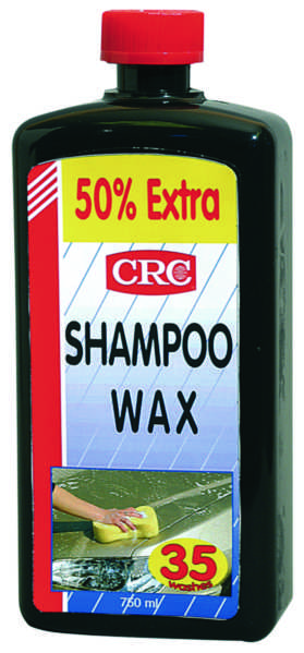 Bilpleje shampoo & vax 750ml