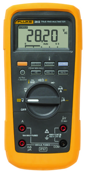 Multimeter 28-ii