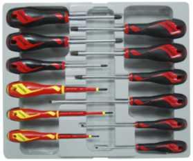 Skruetrækkersæt Teng Tools MD912N1