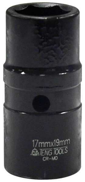 Krafttop 1/2 vendbar 17/19 mm