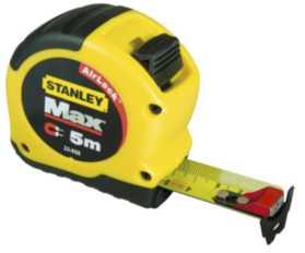 Image of   Kort båndmål af stål Stanley 0-33-958 / 0-33-959