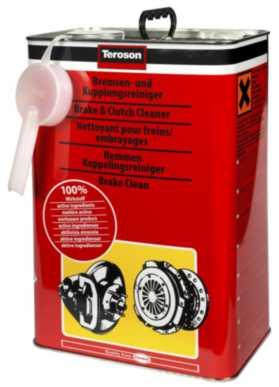 Image of   Bremserengøringsmiddel Teroson Loctite T861