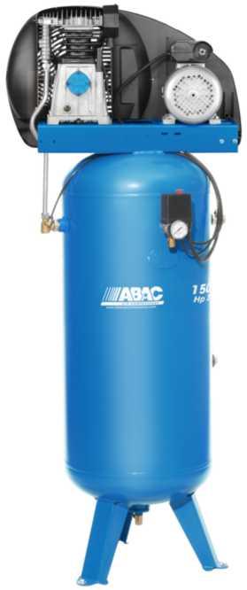 Image of   Stempelkompressor stationær ABAC VERT3.0pH-150L, 5.5H-270L