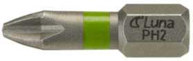 Bits ph2 torsion 25 mm