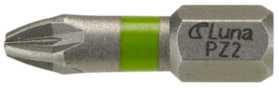 Bits pz2 torsion 25 mm (10)