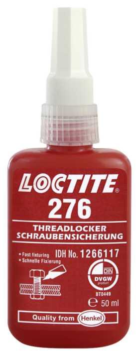 Gevindlåsning Loctite 276