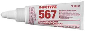 Gevindtætning til metal Loctite 567