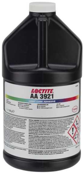Lim lyshærdende Loctite 3921