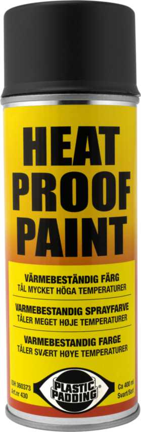 Image of   Varmefast maling PLASTIC PADDING 430