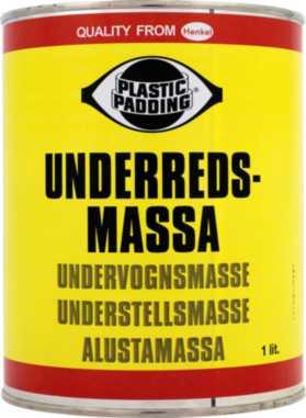Rustbeskyttelsesmiddel, undervognspasta Plastic Padding PP340