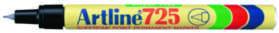 Image of   Mærkepen artline 725-rød