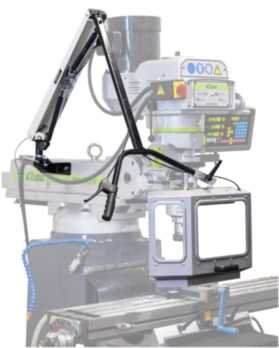 Maskinskærm til fræsemaskine Finnsafety