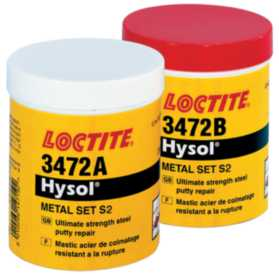 Image of   Kemisk metalreparation Loctite 3472