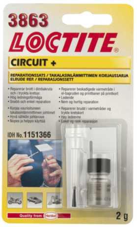 Elektrisk ledende lim Loctite 3863