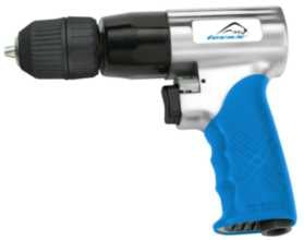 Image of   Ferax trykluftdrevet boremaskine i pistolmodel.