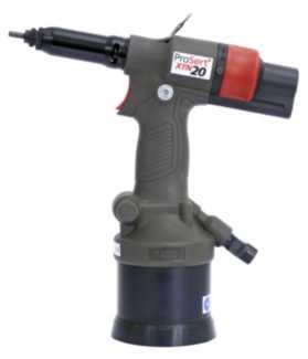 Monteringsværktøj til blindnittemøtrikker. Emhart Prosert XTN20