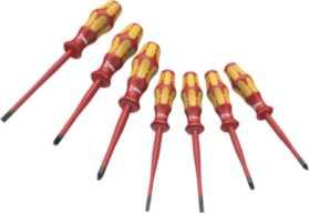 Skruetrækkersæt 1000 volt Wera 160 iSS/7