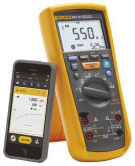Isolationsmultimeter Fluke 1587 FC