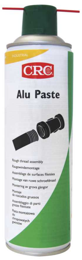 Image of   Pasta aluminium spray 500 ml