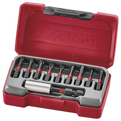 Image of   TM010 Teng Tools Impact Bitssæt 10 dele