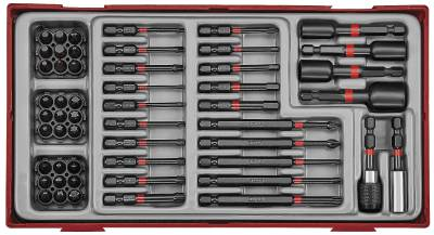 Image of   TTBS53 Teng Tools Impact Bitssæt 53 dele