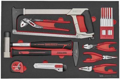 Image of   Værktøjssæt med 25 dele Teng Tools TTEPS25