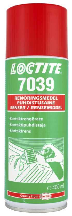 Kontaktrengøringsmiddel Loctite 7039