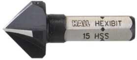 Image of   Forsænkere hexibit 15,3mm