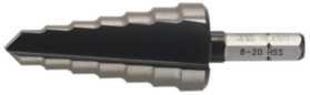 Pladebor koniskt 4-12x1mm