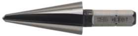 Pladebor koniskt 3-14 mm hex