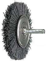 Cirkulærbørste 50 mm nylon k12