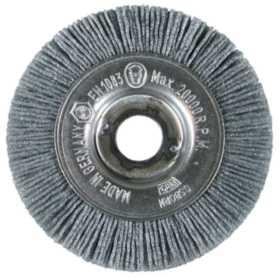 Cirkulærbørste 150x18x13 k80