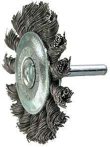 Cirkulærbørste 75 mm 0,35vrf