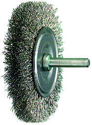 Cirkulærbørste 50x10 mm 0,20rf