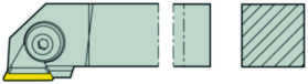 Image of   Platteholder ctgpr 2525-16