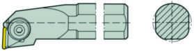 Platteholder s25s-ctfpr-16
