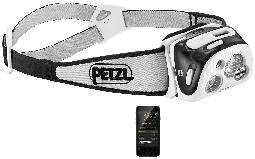 Image of   Pannlampa petzl reactik plus