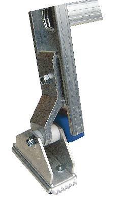 Image of   Glidskydd ledat med dubb