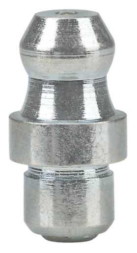 Smørenippel rak 6986-m6x1 19mm