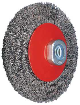 Aksialbørste 100 mm m14 0,30rf