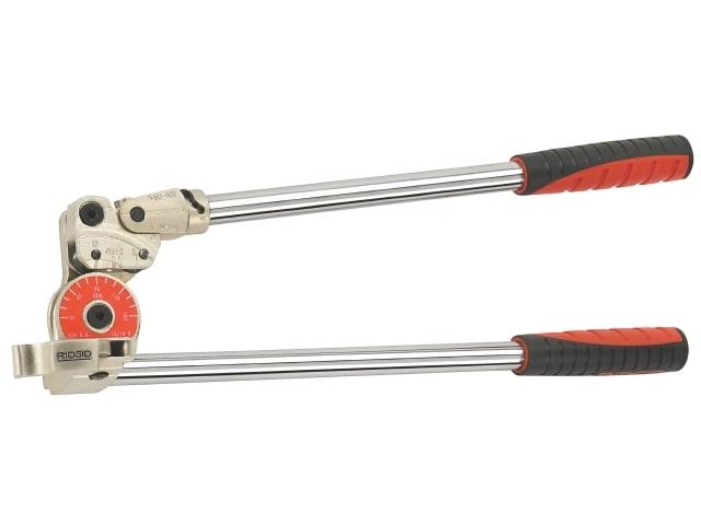 Image of   Rørbukker Ridgid til kobber, aluminium og rustfrie rør