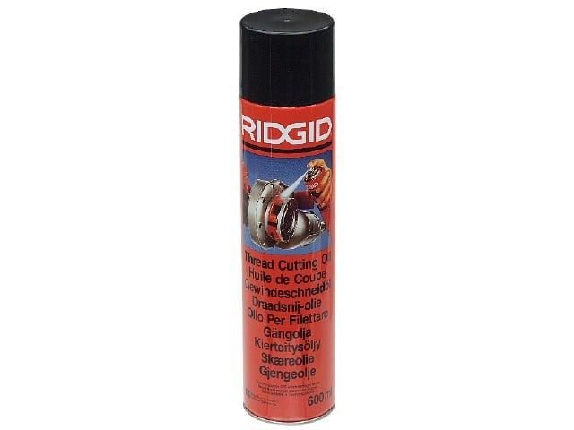 Image of 0595 spray 0,6lt Ridgid gevindolie