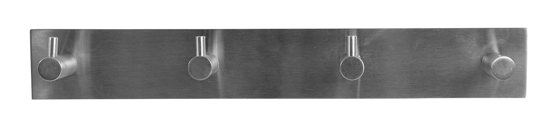 Image of   Knagerække-tap 4-kn - rustfri stål