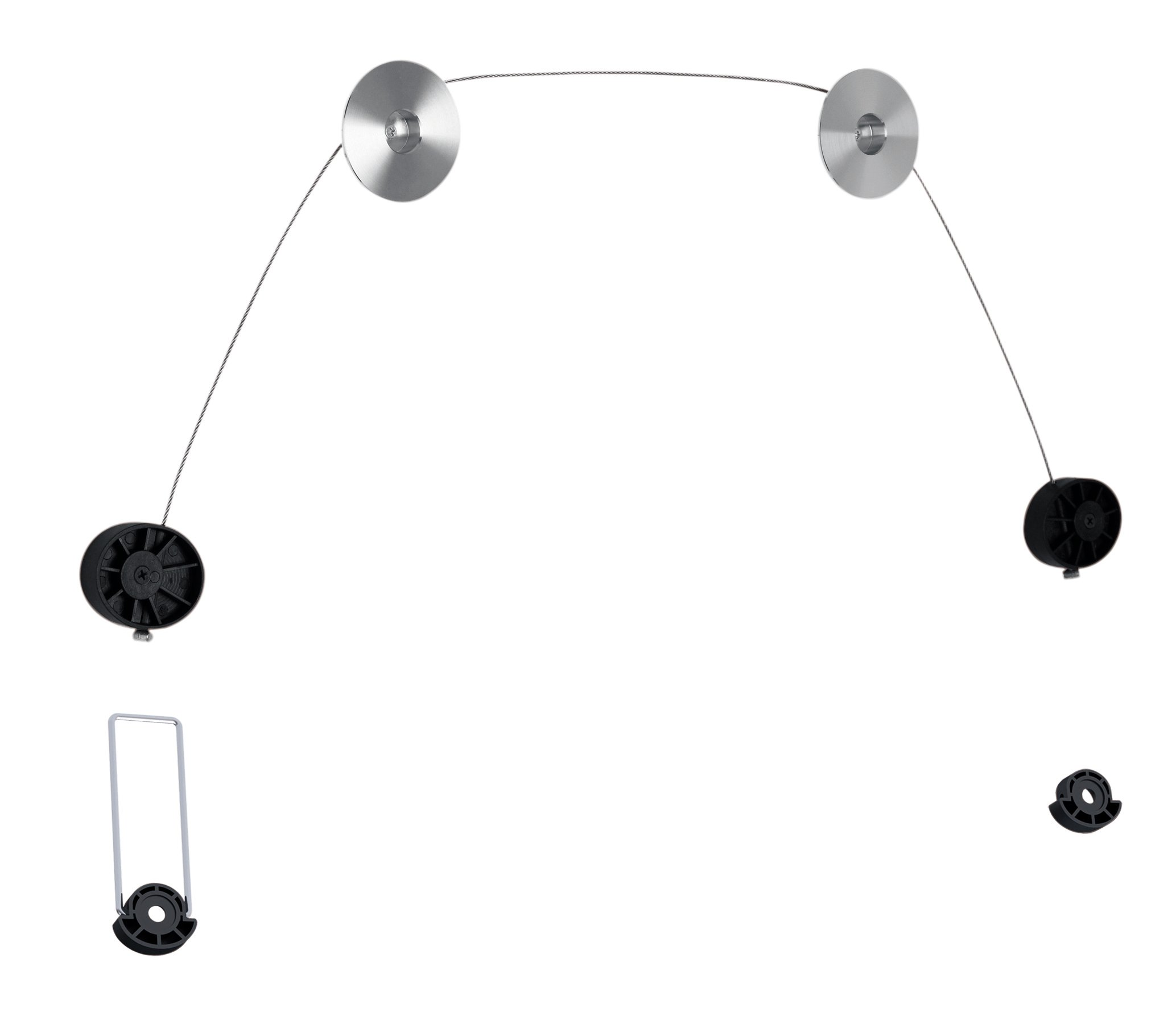 """Billede af Home-it TV-ophæng wire 13-70"""" 50 kg."""