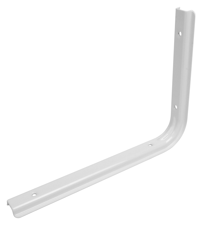 Image of   Hyldeknægt U-profil 200x250 mm. - hvid