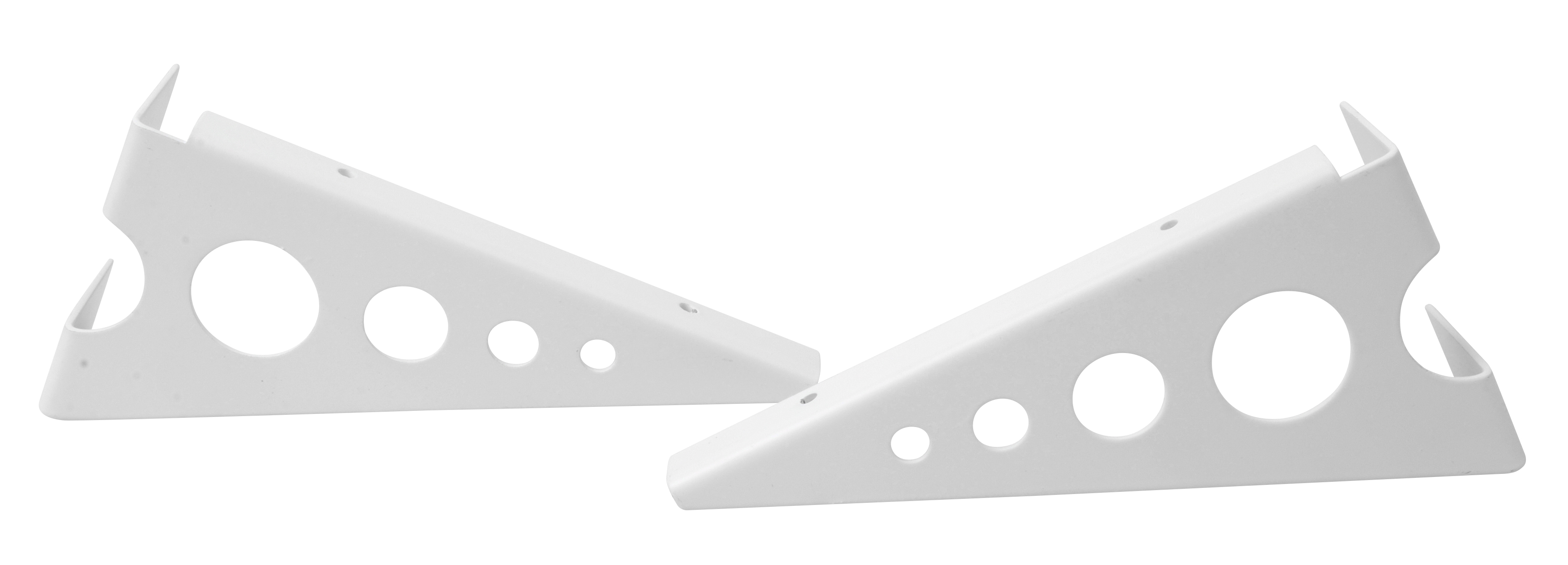Image of   Hyldeknægt CPH 17 cm. 2 stk. - hvid