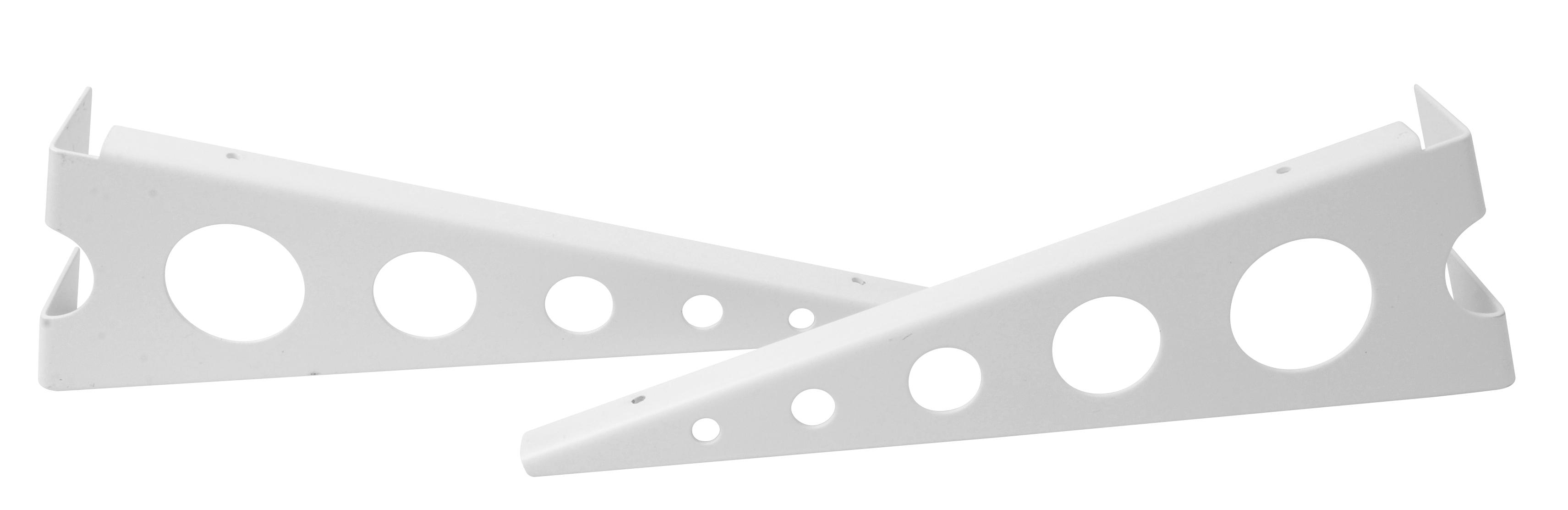 Image of   Hyldeknægt CPH 27 cm. 2 stk. - hvid