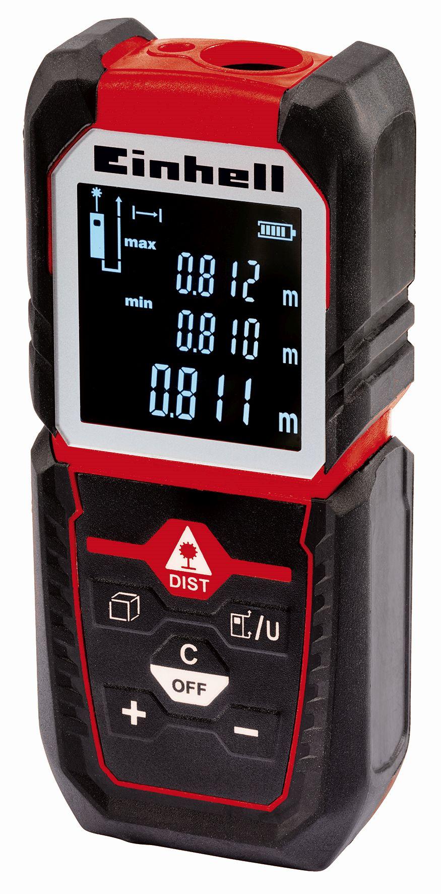 Billede af Laserafstandsmåler - TC-LD 50