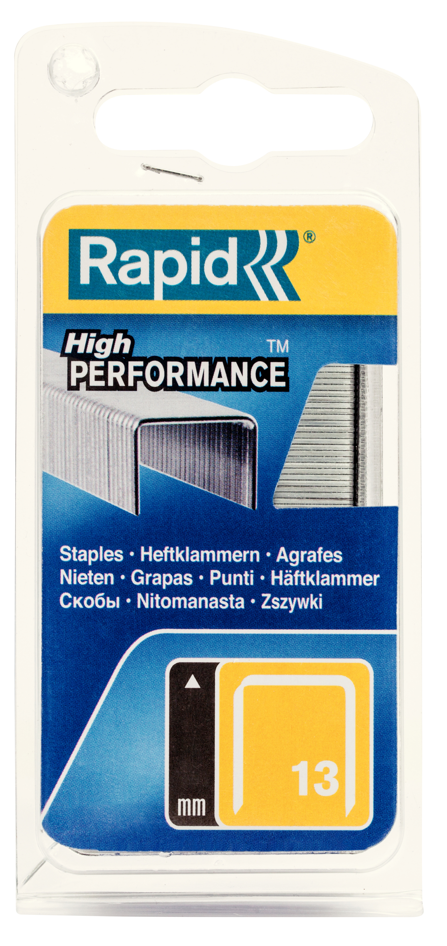 Image of   Klammer. Rapid 13